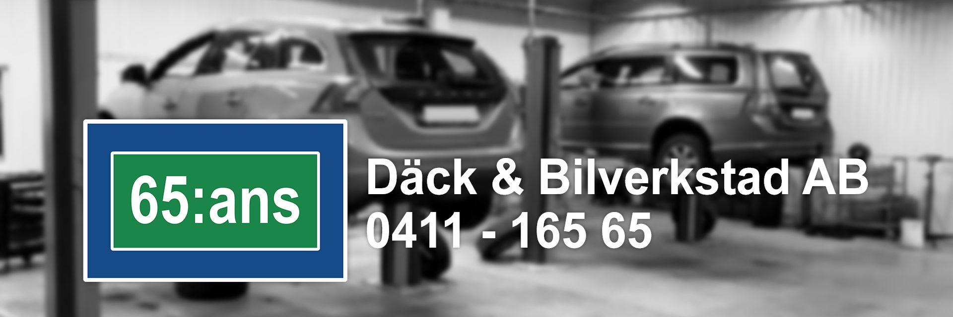 65:ans Däck & Bilverkstad AB
